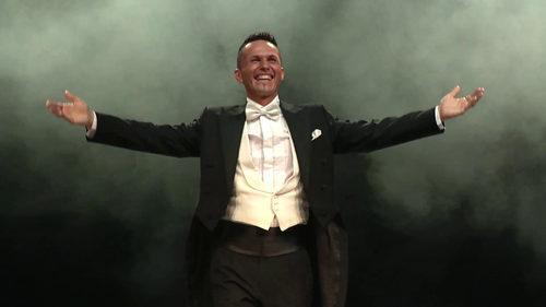 Ennesimo successo internazionale per il tenore Spero Bongiolatti