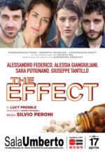 The Effect di Lucy Prebble al Sala Umberto di Roma