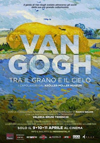 Remo Anzovino al Teatro Olimpico e alla Basilica Palladiana di Vicenza per eseguire e musiche del film Van Gogh. Tra il grano e il cielo