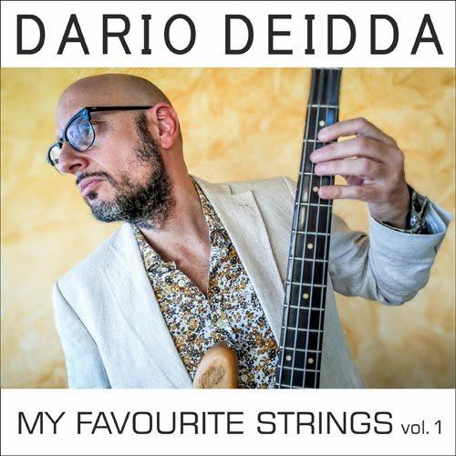 """Dario Deidda con il suo """"My Favourite Strings vol. 1"""" special guest GeGè Telesforo approda al Live Alcazar di Roma"""