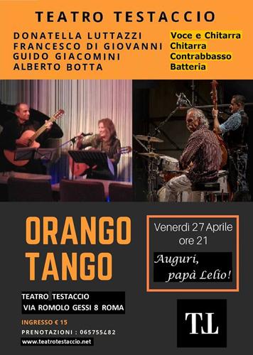 Donatella Luttazzi presenta al Teatro Testaccio Auguri papà Lelio