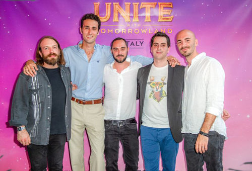 Unite With Tomorrowland Italia: presentata la line up