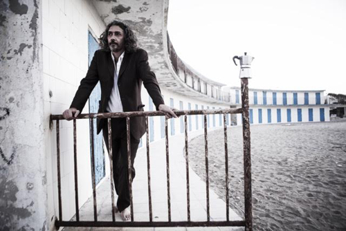 Bonomo Live in omaggio a Mesolella con La musica non esiste al Monk Roma