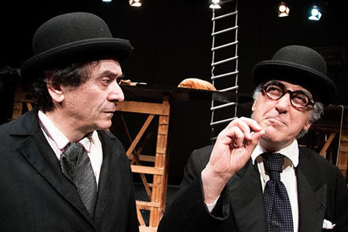 Calvino incontra Buzzati in Le Cosmicomiche/La boutique del mistero di Lorenzo Loris