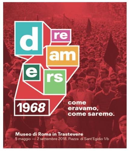 """Ad AGI la Medaglia del Quirinale per la mostra """"Dreamers. 1968: come eravamo, come saremo"""" al Museo di Roma in Trastevere"""