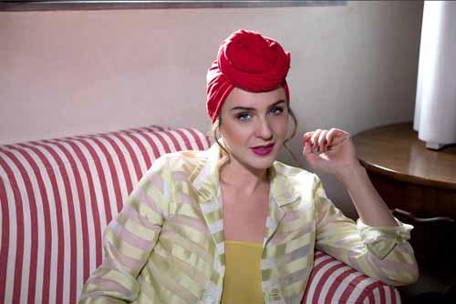 Montecarlo Fashion Week: Emma Morton & The Graces live sulla passerella con il brand Edda Berg