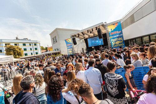 Festival Show Casting 2018, annunciati i 14 finalisti