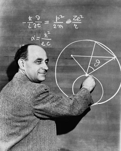 I Mille nomi di Fermi: dal 7 al 25 maggio Roma celebra gli Ottanta anni dal Nobel di Enrico Fermi