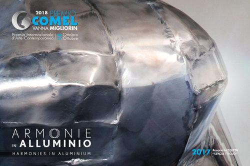 Premio COMEL Arte Contemporanea 2018. Nominata la giuria della VII edizione