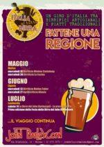 Italia a tutta birra – Fattene una regione. Continuano le iniziative del John Barleycorn
