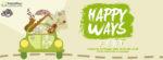 Legnago si prepara, torna #Happyways Fest 2018!