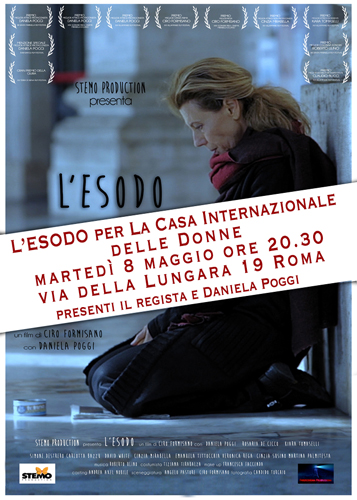 L'Esodo il film a sostegno della Casa Internazionale Delle Donne