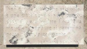 Nouvelles Flâneries. Una mostra diffusa di Ettore Favini nel centro storico di Parma