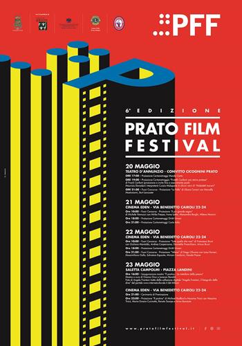 PFF – Prato Film Festival, al via VI edizione