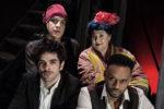 Persone naturali e strafottenti con Laurito, Anzaldo, Gili e Lima Roque, anteprima nazionale al Teatro Palladium di Roma