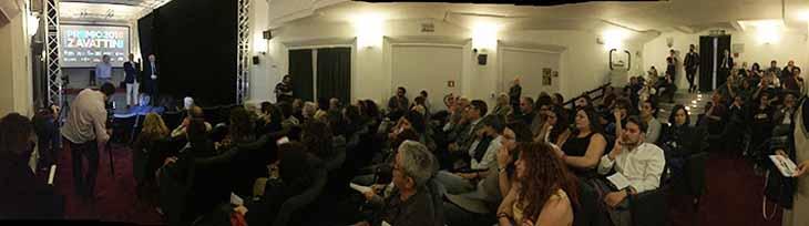 Presentato il Premio Zavattini: c'è tempo per concorrere fino al 22 giugno