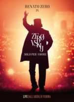 A sorpresa Renato Zero annuncia sul suo profilo Facebook l'uscita del doppio CD Zerovskij solo per amore – Live