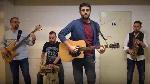 """""""Giro di vita"""" è il singolo estratto dal nuovo album di Valerio Giannoni, """"Ciechi fantasiosi"""". E' uscito il videoclip"""