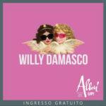 Willy Damasco annunciata la prima apparizione ufficiale in pubblico per Albori Up