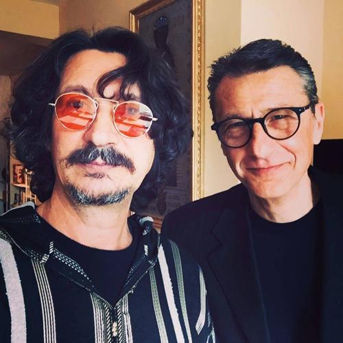 """Sergio Cammariere a RAI5 ospite di GeGè Telesforo nella trasmissione """"Variazioni su Tema"""""""