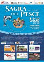 Sagra del Pesce, al via a Fiumicino la 48° edizione