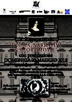 A Villa Pamphilij la quinta Ragunanza di Poesia, Narrativa e Short Movie