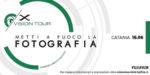 A Catania FUJIFILM X-VISION Tour il 16 Giugno