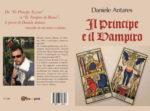 """Daniele Antares firma il suo terzo libro dal titolo """"Il Principe e il Vampiro"""" edito da Youcanprint"""