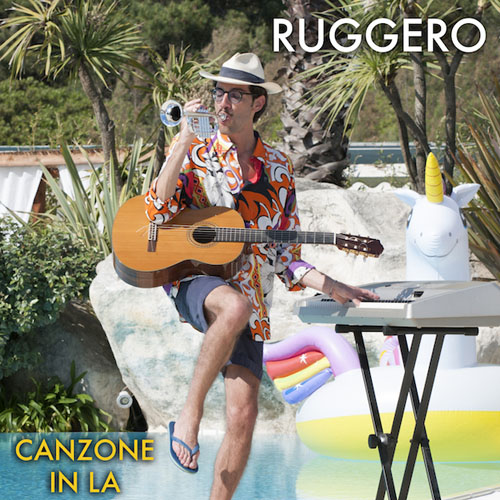 """Ruggero e la sua """"Canzone in la"""". In radio il """"tormentone"""" estivo per sentirsi liberi"""