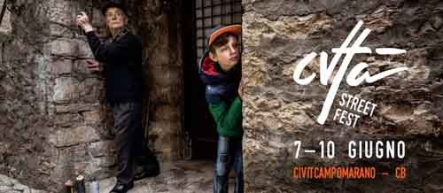 Cvtà Street Fest: il programma della terza edizione