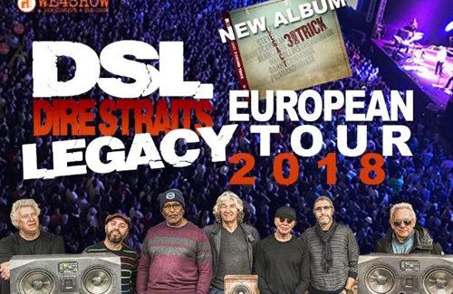Il DSL European Tour 2018 al via da Bucharest il 15 ottobre