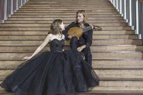 L'omaggio a Giulio Caccini del Duo Serenissima al Refettorio del Museo Nazionale