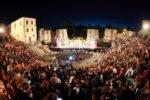 Festival Nazionale del Cinema e della Televisione di Benevento, apertura con Luciano Ligabue