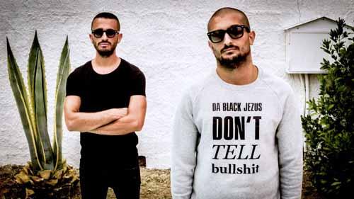 """Online il nuovo video """"They can't cage the light"""" del duo black/folk siciliano Da Black Jezus"""