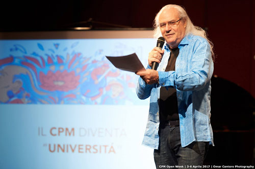 Franco Mussida, secondo incontro al CPM Music Institute di Milano per incrementare la propria coscienza emotiva attraverso la musica