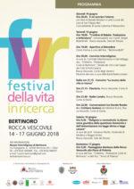 Festival della vita in ricerca, al via la seconda edizione