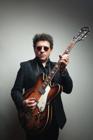 Blues for the sixties, primo singolo del bluesman Mike Sponza è online