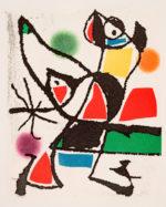 A Castiglione del Lago la mostra Joan Miró. Meraviglie grafiche 1966-1976