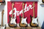 RaFestival 2018. Dal 16 al 24 giugno la mostra delle Fender a Palazzo Rasponi dalle Teste