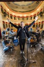 Mirko Casadei e l'Orchestra Casadei a Cesenatico live nella Notte del liscio
