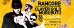 Rancore + Claver Gold + Murubutu live al @BOtanique di Bologna