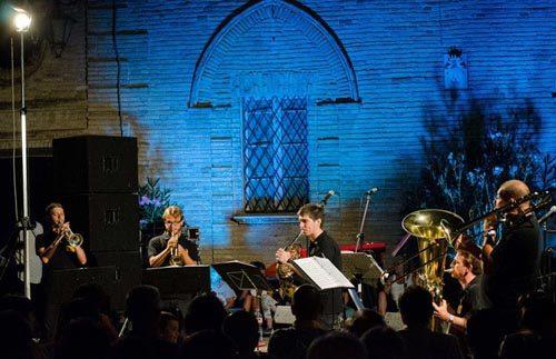 Sacri ottoni con i Romagna Brass nella Basilica di San Vitale