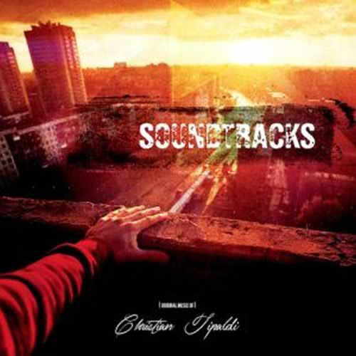 Christian Tipaldi pa Milano resenta il suo album rock Soundtracks accompagnato da straordinari musicisti