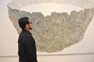 Sull' Orlo della Forma, la mostra di Peter Kim al Museo Bilotti di Roma