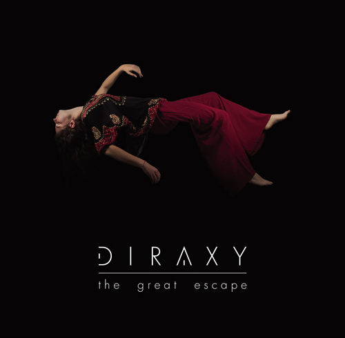 "Diraxy: ""The Great Escape"", il disco d'esordio, vola fino in Cina"