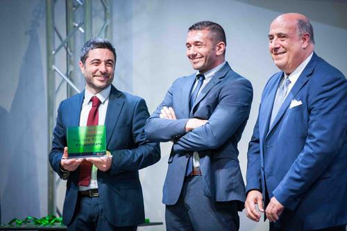 Vincitore Discover The New Taste Regione Lazio Unilever