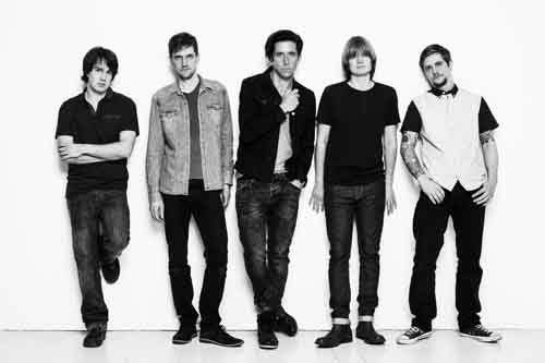 Hard Rock Cafe Roma presenta Martin Finnigan e i Rainband live