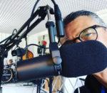 GeGè Telesforo festeggia il suo programma Soundcheck