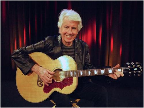 Graham Nash, un mito della musica tra le Dolomiti trentine