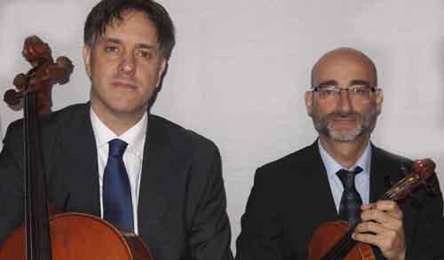 Il duo Harmonia Ludens presenta Dialoghi bachiani a San Vitale